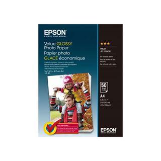 Epson Value Glossy Photo Paper 50 Blatt