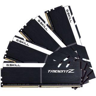 32GB G.Skill Trident Z schwarz/weiß DDR4-4000 DIMM CL18 Quad Kit