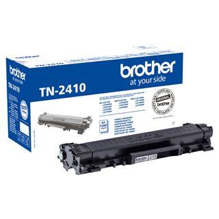 Brother Toner TN-2410 Schwarz (ca. 1200 Seiten)