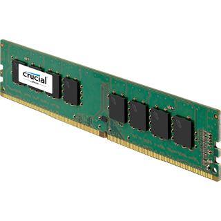4GB Crucial CT4G4DFS824A Bulk DDR4-2400 DIMM CL17 Single