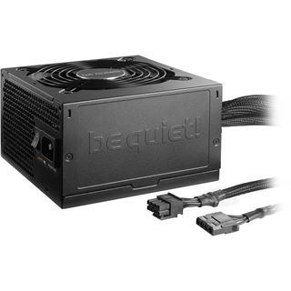 500 Watt be quiet! System Power 9 Non-Modular 80+ Bronze