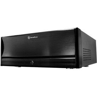 ATX Desktop Silverstone LC-13B schwarz (ohne Netzteil)