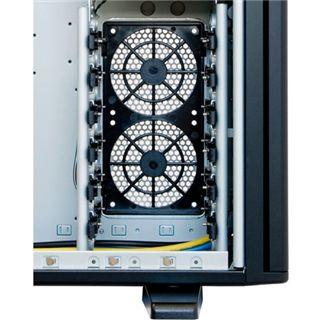 Chieftec Uni BH-02B-B-B Midi Tower ohne Netzteil schwarz