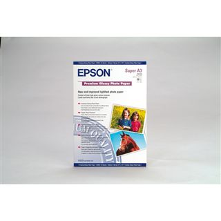 Epson Premium Glossy Fotopapier 33x48.3 cm (20 Blatt)
