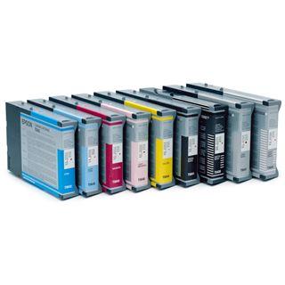 Epson Tinte C13T543500 cyan hell