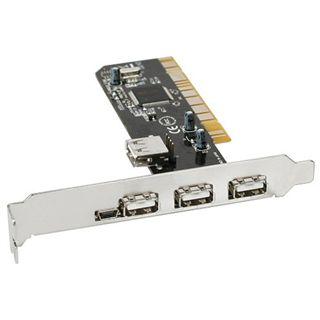 InLine 76663A 4 Port PCI retail
