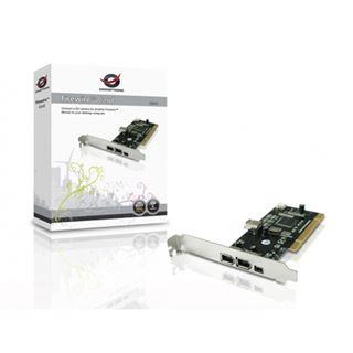 Conceptronic Firewire PCI Karte 3 Ports