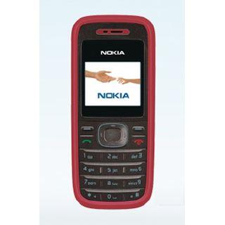 Nokia 1208 Rot
