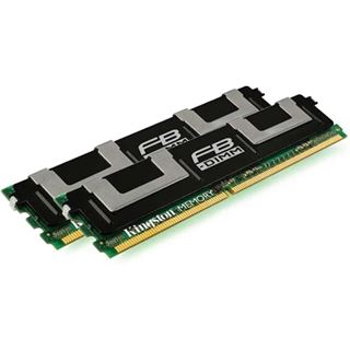 8GB Kingston ValueRAM DDR2-667 FB DIMM CL5 Dual Kit