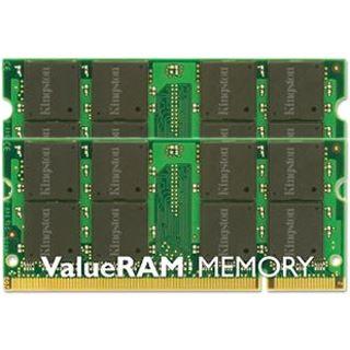 4GB Kingston ValueRAM Apple DDR2-667 SO-DIMM CL5 Dual Kit