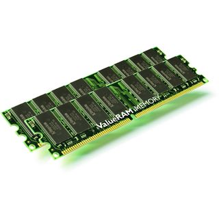 1GB Kingston ValueRAM DDR-333 DIMM CL2.5 Single