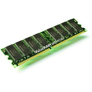 1GB Kingston ValueRAM DDR-400 ECC DIMM CL3 Single