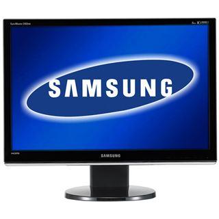 "24"" (60,96cm) Samsung SyncMaster 2493HM 5ms 10000:1 400 cd/m² DVI-D D-Sub HDMI USB Schwarz glänzend"