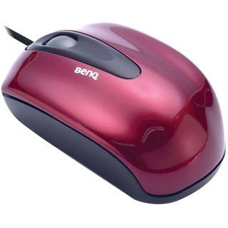 BenQ N300 Optisch Maus Rot PS2/USB