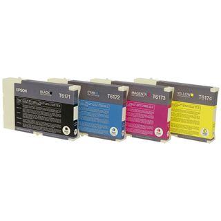 Epson Tinte C13T617200 cyan