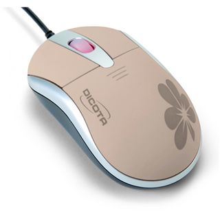 Dicota Blossom Optische USB Mouse