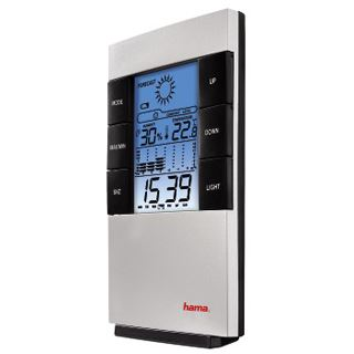 Hama 87682 LCD THERMO-/HYGROM. TH200