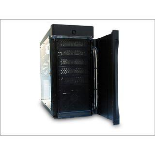 ATX Silverstone Kublai KL01 Window Edition Midi Tower o.NT Schwarz