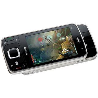 Nokia N96, dark grey