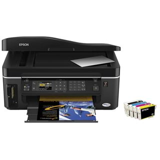 Epson Stylus SX600FW All-in-One (4in1) 5760x1440dpi Color Tinte USB
