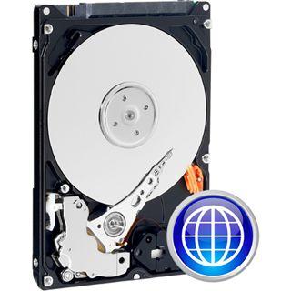 """120GB WD Scorpio Blue WD1200BEVT 5400U/m 8MB 2,5"""" (6,4cm) SATA II"""