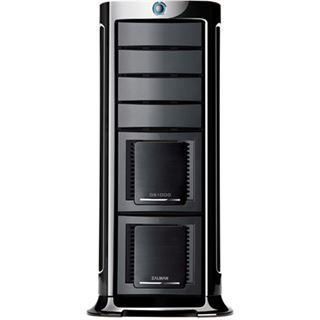 Zalman GS1000 Big Tower ohne Netzteil schwarz