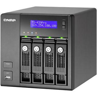 QNAP Turbostation TS-439 Pro LAN, USBschwarz