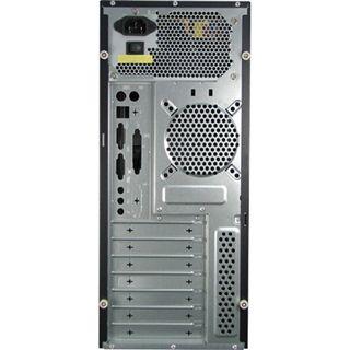 Inter-Tech Starter Case 2 Midi Tower 500 Watt schwarz
