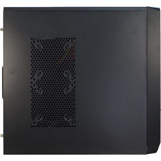 Inter-Tech Starter Case 4 Midi Tower 500 Watt schwarz