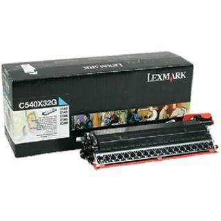 Lexmark Entwicklereinheit 00C540X32G Cyan