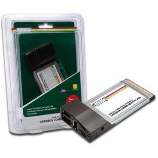 Digitus USB/IEEE1394 CardBus