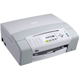 Brother MFC-250C Multifunktion Tinten Drucker 2400x600dpi USB2.0