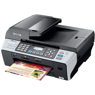 Brother MFC-5490CN Multifunktion Tinten Drucker 6000x1200dpi LAN/USB2.0