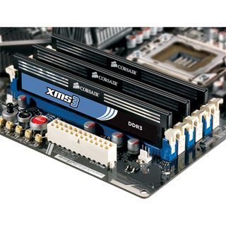 6GB Corsair XMS3 Intel DDR3-1333 DIMM CL9 Tri Kit