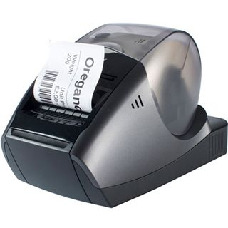 Brother P-Touch QL-580N Label Drucker 300x600dpi Seriell/LAN/USB2.0