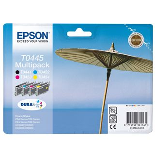 Epson C13T04454030 schwarz farbig Kit