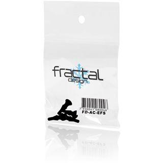 Fractal Vibrationsdämpfer für Gehäuse-Lüfter 4 Stück