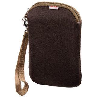 """Hama Neopren Braun Tasche für 2,5"""" Festplatten (00095508)"""
