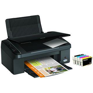 Epson Stylus SX110 Multifunktion Tinten Drucker 5760x1440dpi USB2.0