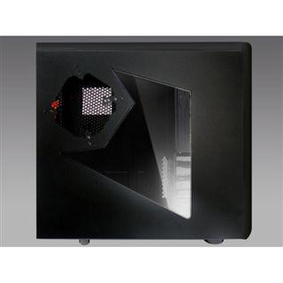 ATX Midi Xigmatek Midgard schwarz Fenster (ohne Netzteil)