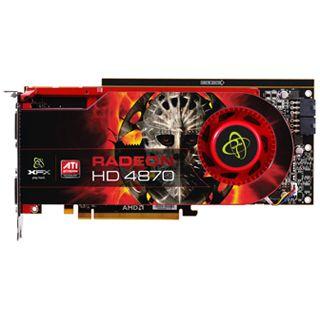 1024MB XFX Radeon HD 4870 HD-487A-ZDFC GDDR5 PCIe