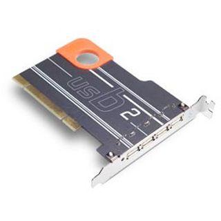 LaCie USB 2.0 PCI Karte design by Sismo
