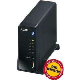 """ZyXEL Network Storage NSA-210 NAS System für 3,5"""" SATA II HDD Schwarz"""