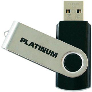 2 GB Platinum Twister schwarz USB 2.0