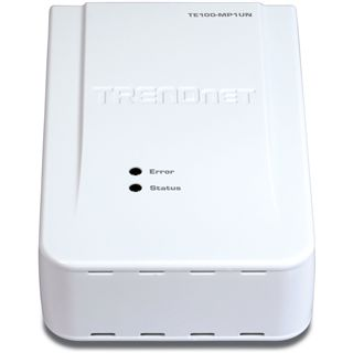 TrendNet TE100-MP1UN Print Server 1U