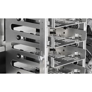 """Lian Li Li HD-01A silber 2 Einbaurahmen für 2.5"""" und 3.5"""" Festplatten (HD-01)"""