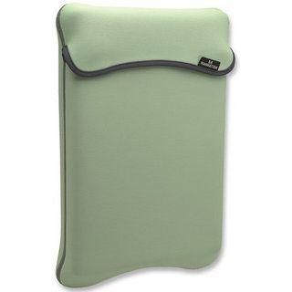 "Manhattan Notebook Sleeve 14.1"" (35,81cm) Blau / Grün"