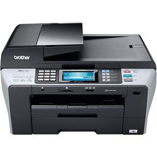 Brother MFC-6890CDW Multifunktion Tinten Drucker 6000x1200dpi WLAN/LAN/USB
