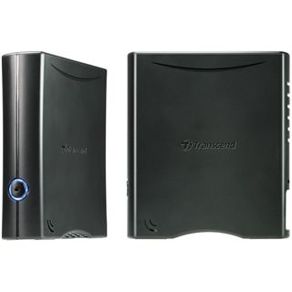 "2000GB Transcend StoreJet Turbo TS2TSJ35T 3.5"" (8.9cm) USB 2.0 schwarz"