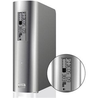"1500GB WD My Book Studio WDBAAJ0015HSL-EESN 3.5"" (8.9cm) Firewire/USB 2.0 silber"